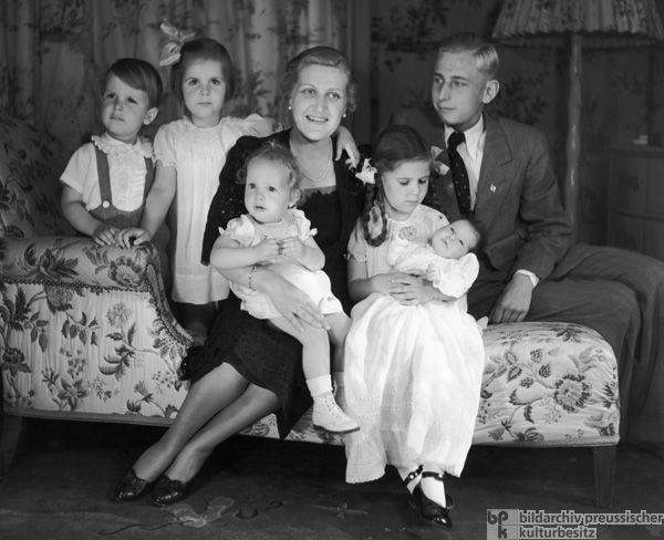 47 best images about The Goebbels children, poor souls on ...
