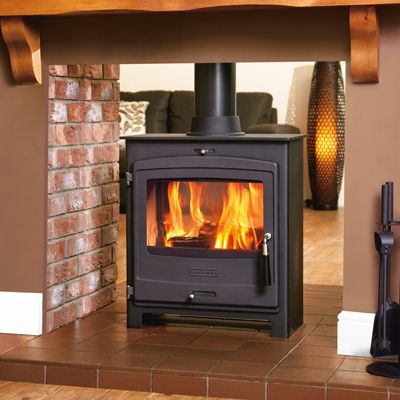 Portway 2 Double Sided Multifuel Stove Cost Tbc Essex
