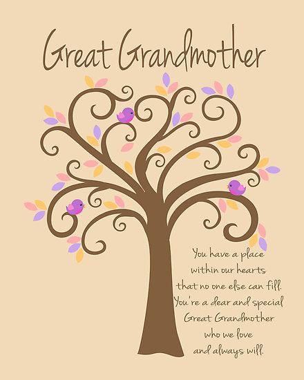great grandma sayings and posters | Great Grandmother ...