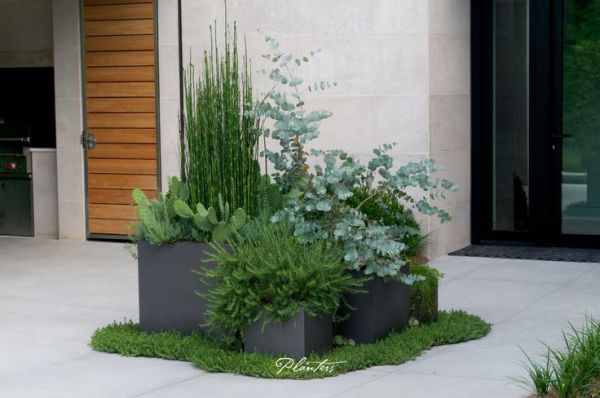 contemporary garden planters Best 25+ Contemporary planters ideas on Pinterest