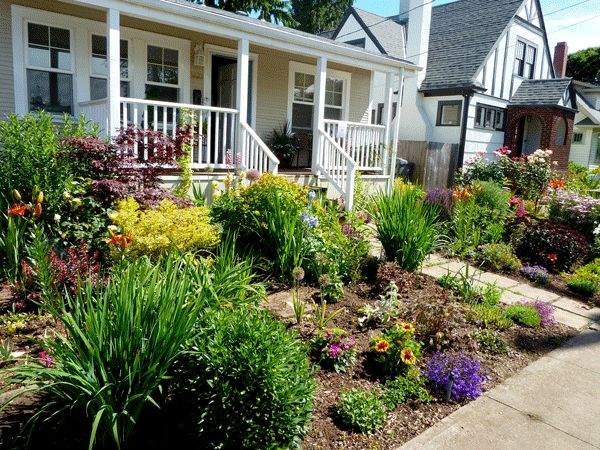 78 Best images about Grassless (No mow yards!) on ... on Grassless Garden Ideas  id=60013