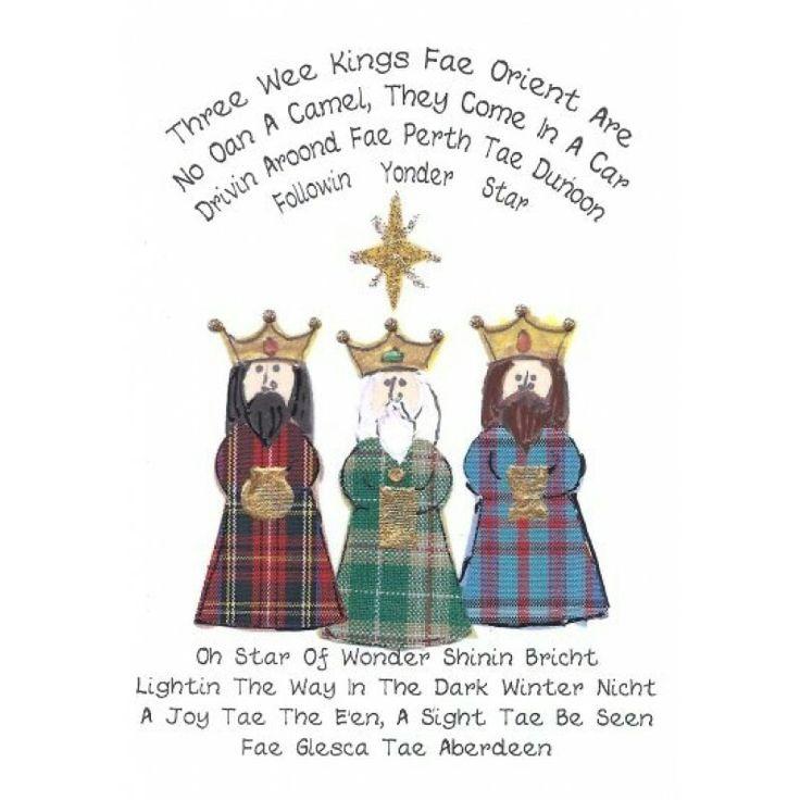 Scottish Christmas Scottish Christmas Pinterest