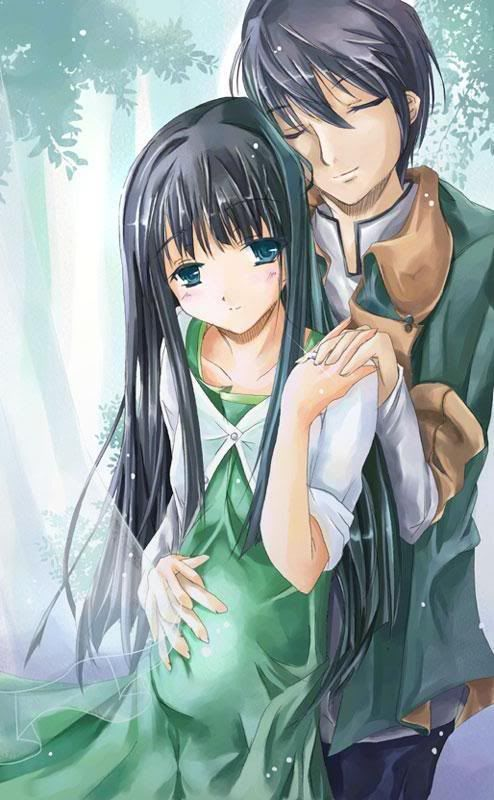Anime Couple Graphics Pictures Amp Images For Myspace