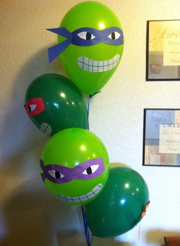 Tmnt Balloons Tmnt Pinterest Balloons And Tmnt