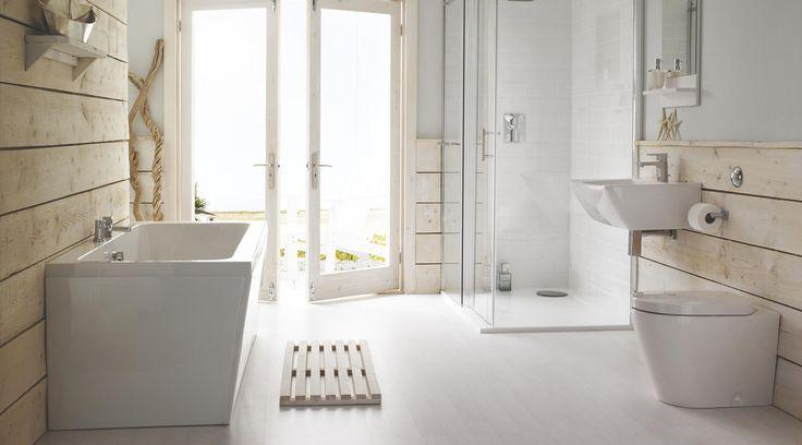1000+ Ideas About Seaside Bathroom On Pinterest