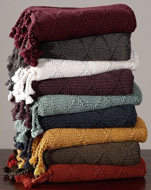 These Throws Are The Coziest Which One Will Go With Your