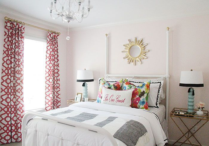 Charming In Charlotte One Room Challenge Guest Room