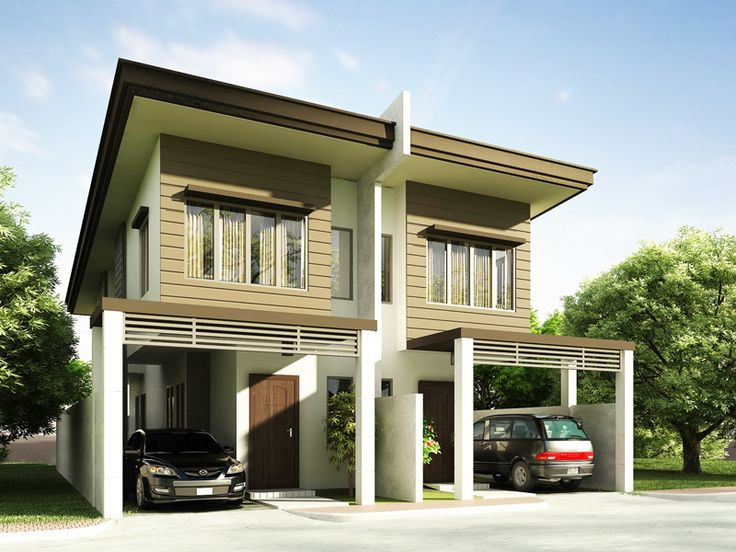 25+ Best Ideas About Duplex House On Pinterest