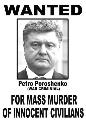 Image result for Petro Poroshenko nazi