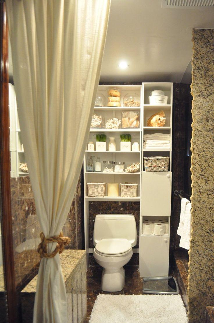 96 best Pool Bathroom & Outdoor Shower Design Ideas images ... on Small Apartment Bathroom Storage Ideas  id=15708