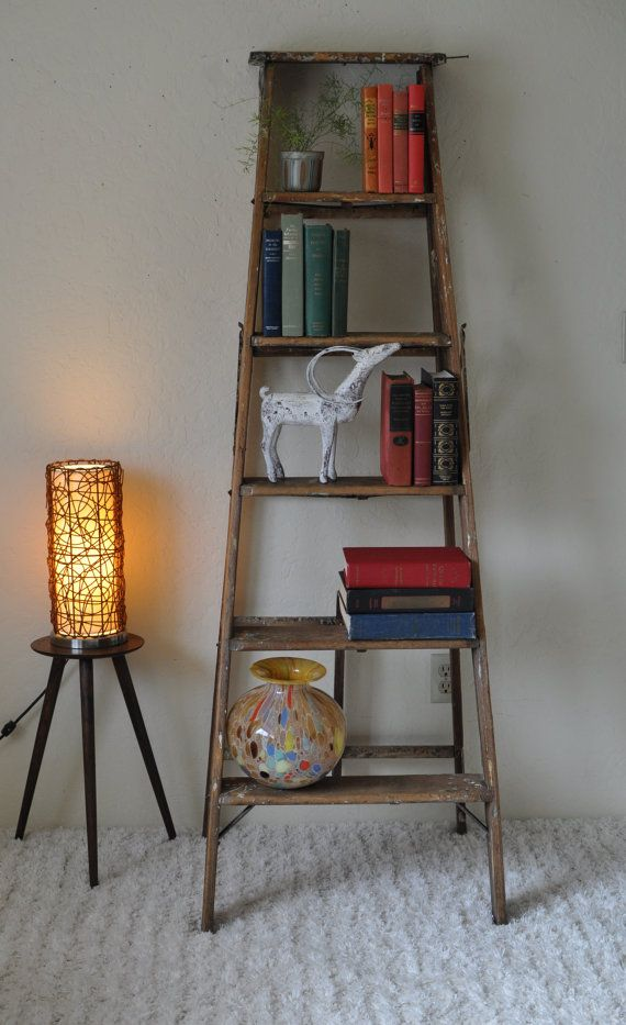 Wooden Decorative Step Ladders Decoratingspecial Com