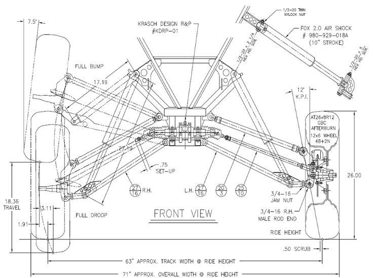 Buggy Frame Plans Free | Nakanak.org