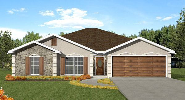 Looking For A Simple, Affordable One-story House Plan They
