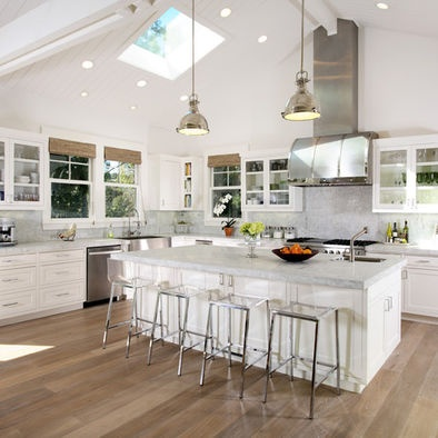 8 best images about vault ceiling w h i t e on pinterest stairs beams and ceilings on kitchen cabinets vaulted ceiling id=74076