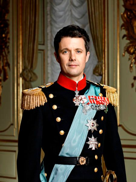 Crown Prince Frederik........MY OH MY --- WHAT A HANDSOME ...