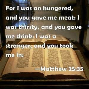 Image result for Matthew 25:34