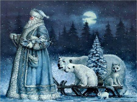 Fantasy Christmas Wallpaper Its Christmas Christmas