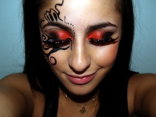 Fun Crazy Makeup Ideas Saubhaya
