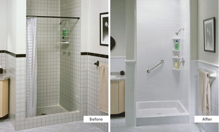 Replacement Showers With Both Function And Style From
