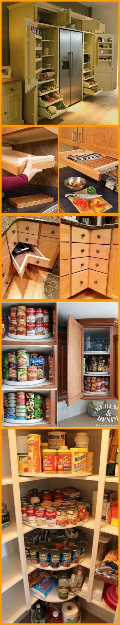 78 best images about kitchen storage on pinterest pot lids diy kitchen storage and how to build on kitchen organization diy id=94596