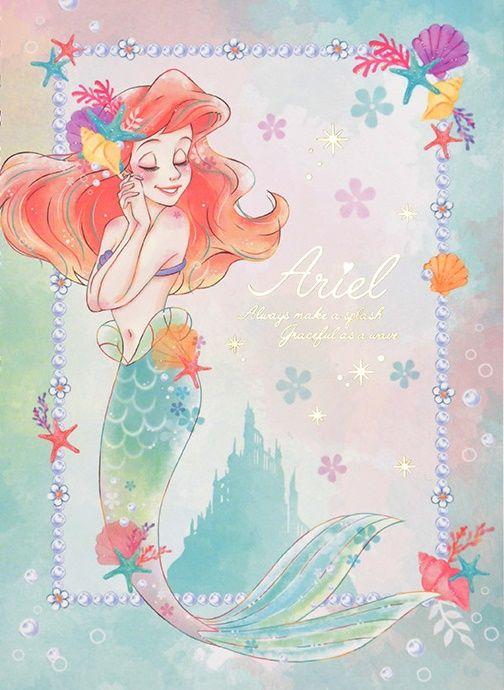 25 Best Ideas About Little Mermaid Wallpaper On Pinterest