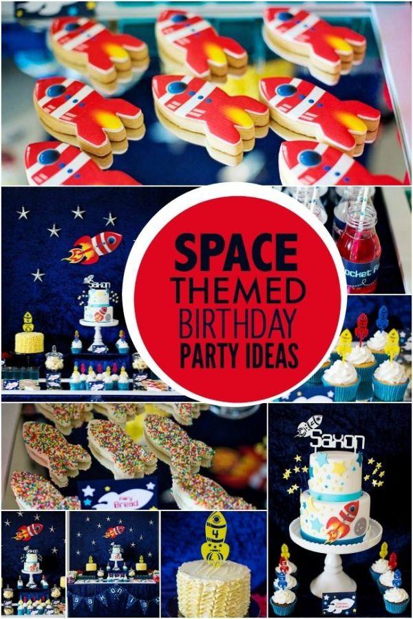 25 best ideas about Boy birthday themes on Pinterest