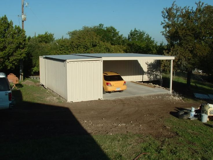 Shipping Containers Garage Shipping Containers Pinterest Stables Buses And To Find Out
