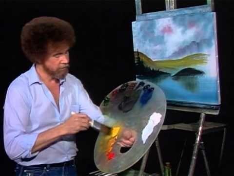 1000+ images about Bob Ross Art on Pinterest | Bob ross ...