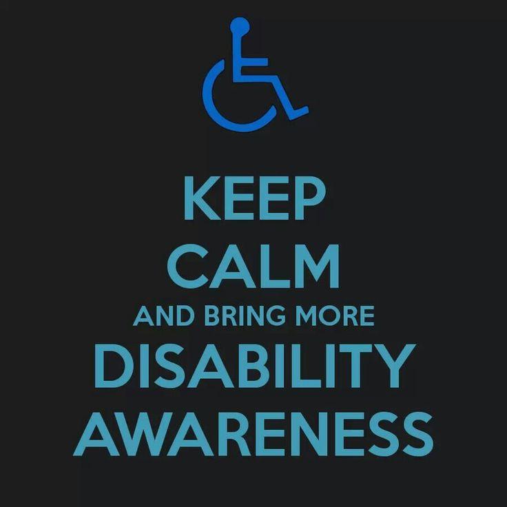 Disability Awareness Month 2013 National