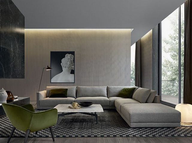 17 Best Images About Canap On Pinterest Grey Modern
