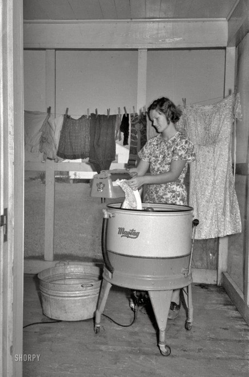 Mrs. Maytag: 1938:
