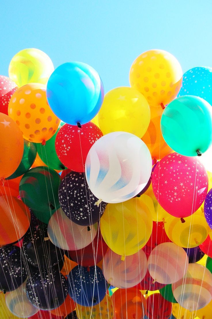 23 Amazing Ways To Use Balloons Birthdays