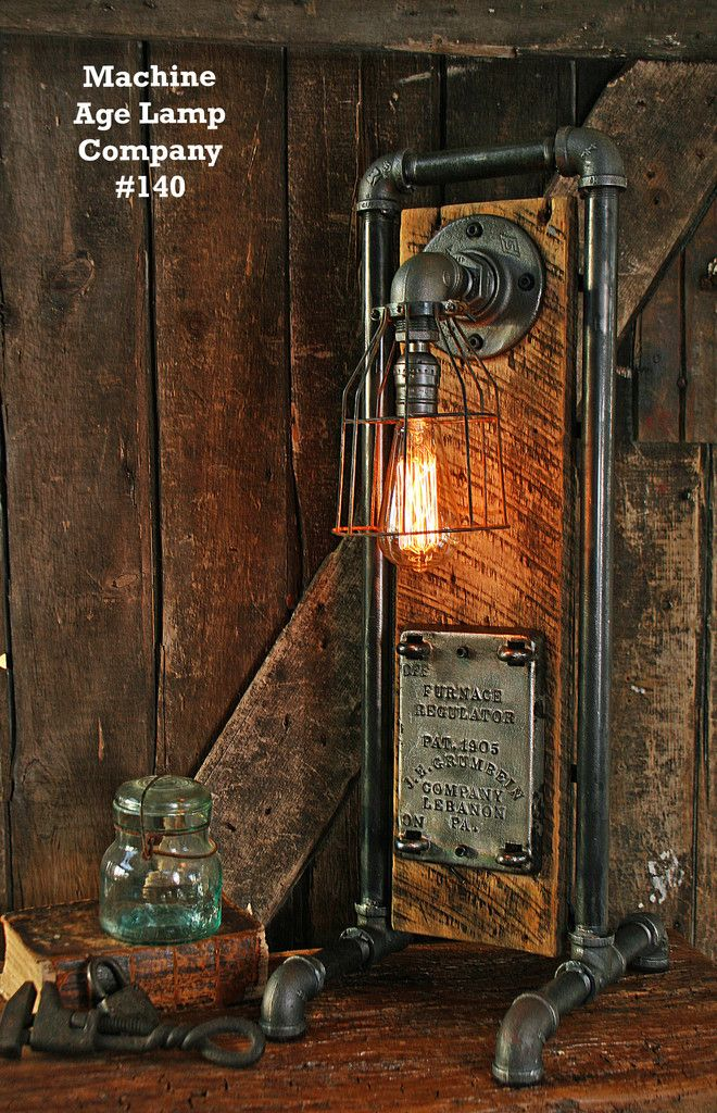 25 Best Ideas About Industrial Lamps On Pinterest
