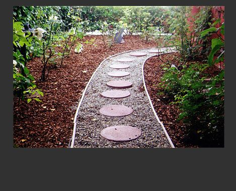 Walkways Paths Steps And Garden Transition Areas