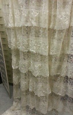 25 Best Ideas About Lace Shower Curtains On Pinterest