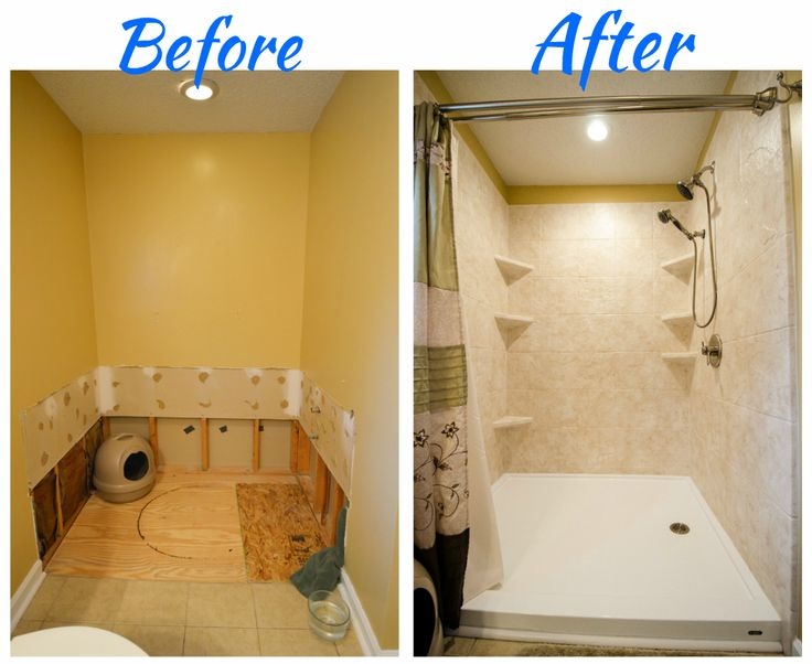 Complete Bathroom Remodel Tub To Shower Conversion