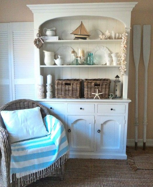 Shabby Beach Chic Style. This site