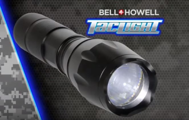 Bell Howell Tac Light Review