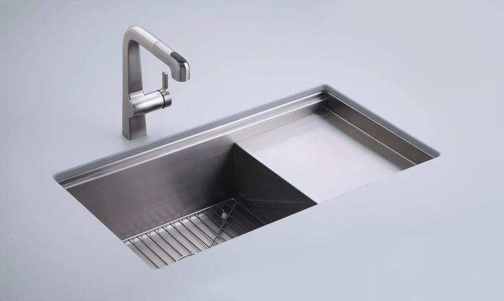 Kohler Stages 33 Prep Island Sink Inspiration For