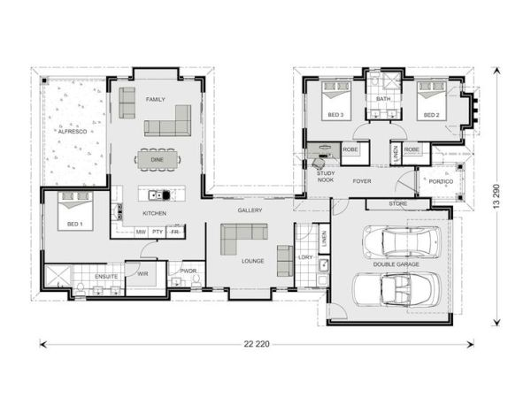 Mandalay 338 Element Our Designs Cairns Builder GJ