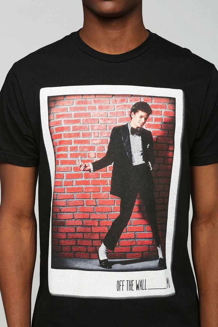 michael jackson off the wall tee rock on pinterest on off the wall id=53961