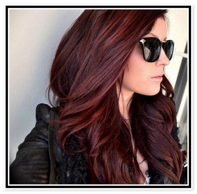1000 ideas about Mahogany  Hair  Colors  on Pinterest