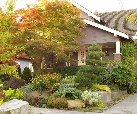 17 Best Ideas About Front Gardens On Pinterest