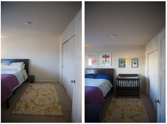 Baby Files The 1 Bedroom Apartment Nursery I M Better In Real