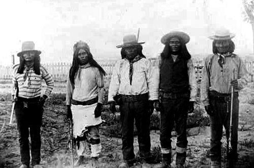 mojave native american tribe   Native American Tribes - L ...