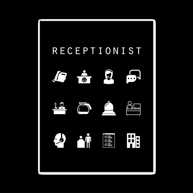 25 Best Receptionist Ideas On Pinterest Accounting