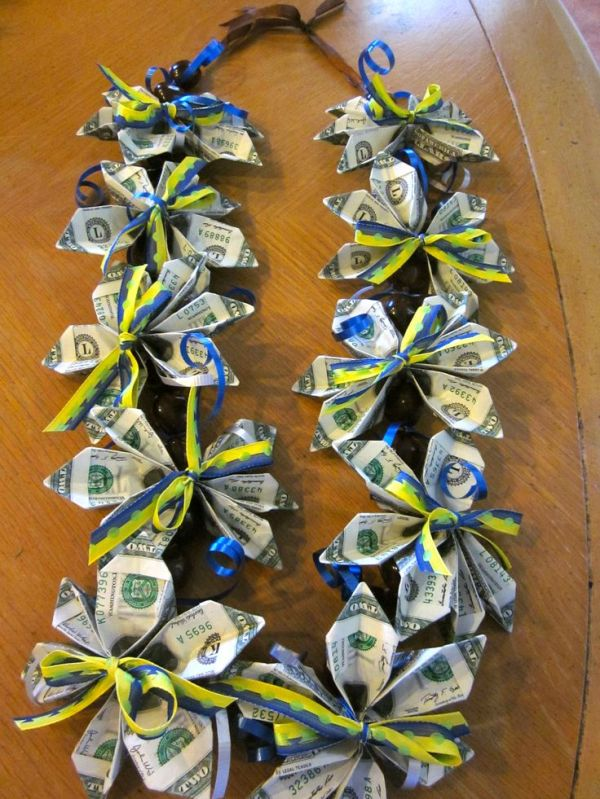 125 best images about Hawaiian Candy & Money Leis on ...