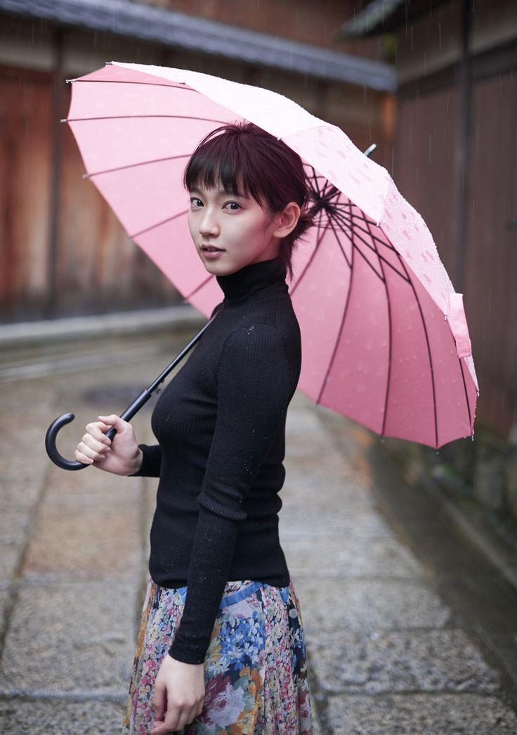 Yoshioka Riho On Weekly Playboy Extra