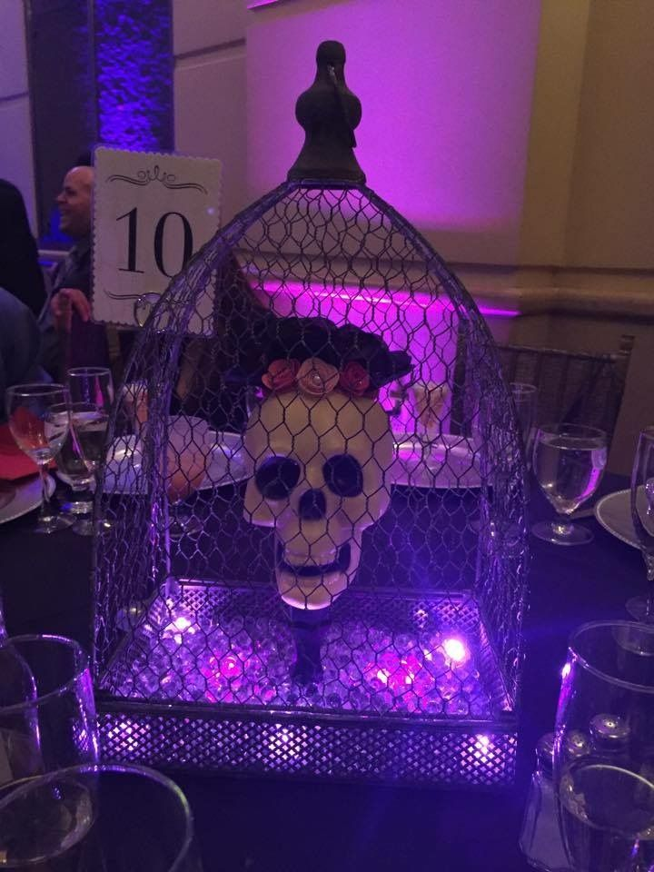 17 Best Images About Halloween Themed Sweet Sixteen Ideas