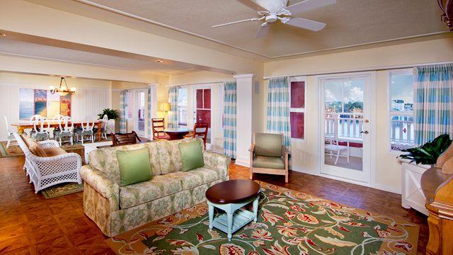Disney's Boardwalk Villas Grand Villa!